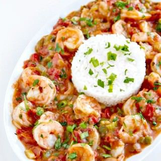 Shrimp Étouffée Recipe