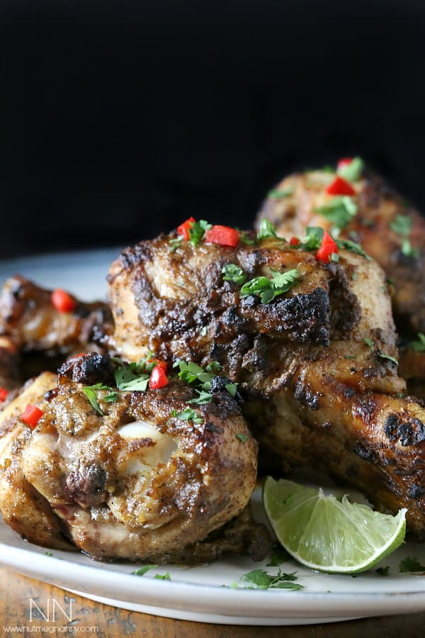 Jamaican Jerk Chicken - plus more easy and awesome chicken recipes!