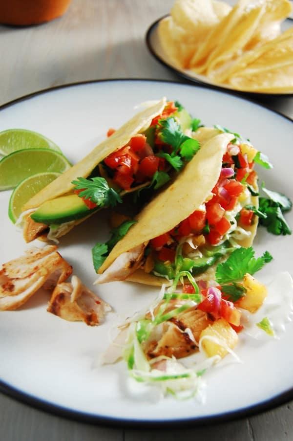 Grilled Mahi Mahi Tacos (plus more awesome Mahi Mahi recipes)!