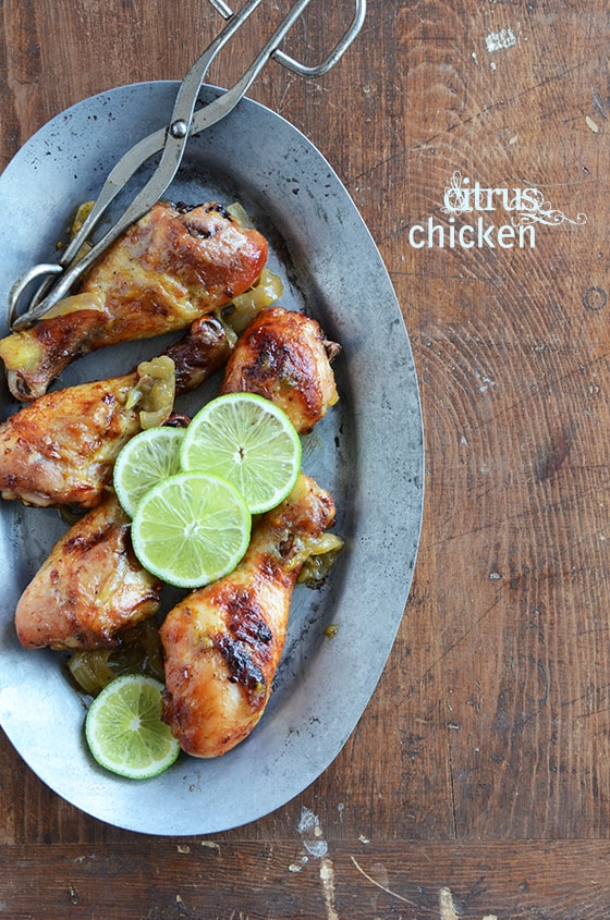 Citrus Chicken - plus more easy chicken recipes!