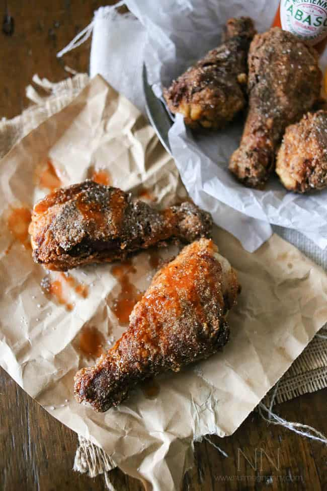 Gluten-Free Fried Chicken - plus more easy Chicken Drumstick recipes!