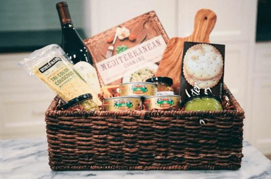 Genova Giveaway Basket