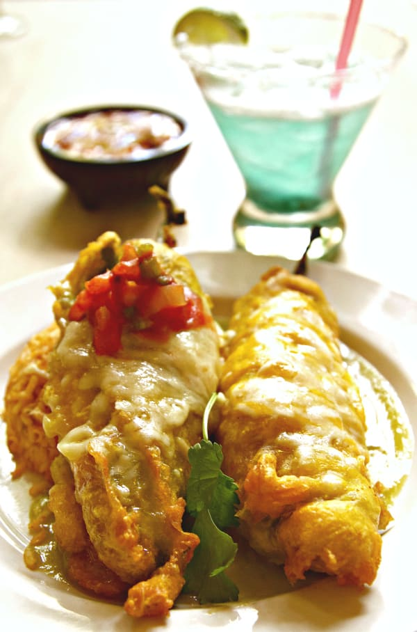 chile rellenos double eagle restaurant