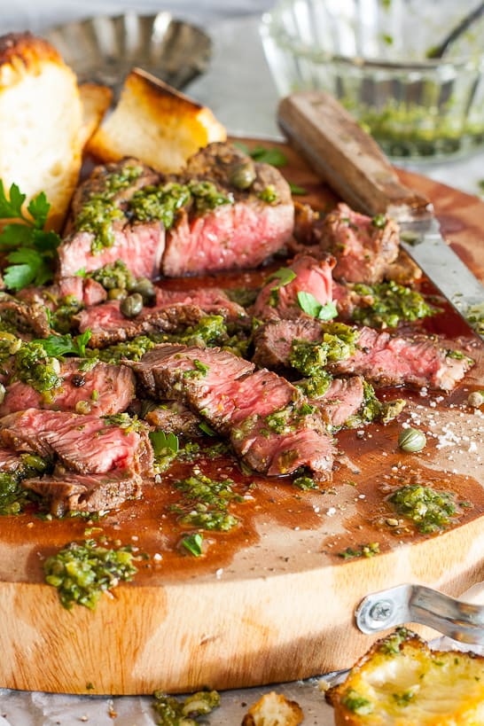 Hatch Chile Chimichurri - plus 49 more Hatch Chile recipes!