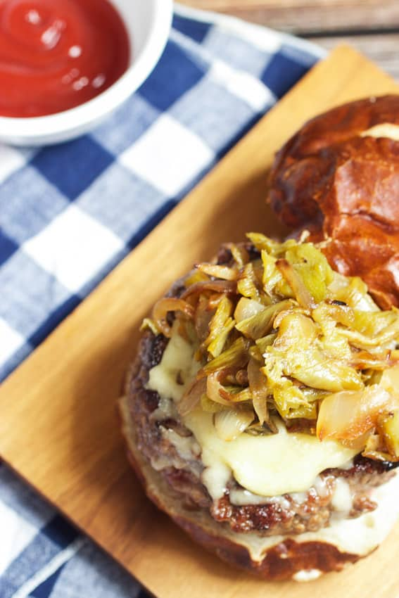 Hatch Chile Cheeseburgers - plus 49 more ways to use Hatch Chiles!