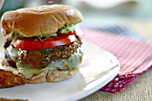 "Bacon, Onion and Green Chile ""Jam"" - perfect on burgers! Plus 49 more fabulous Hatch Chile recipes!"