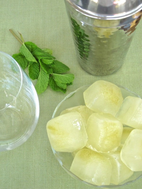 Rock your cocktails with some Hatch Chile ice cubes! Plus 49 more ways to use Hatch Chiles!
