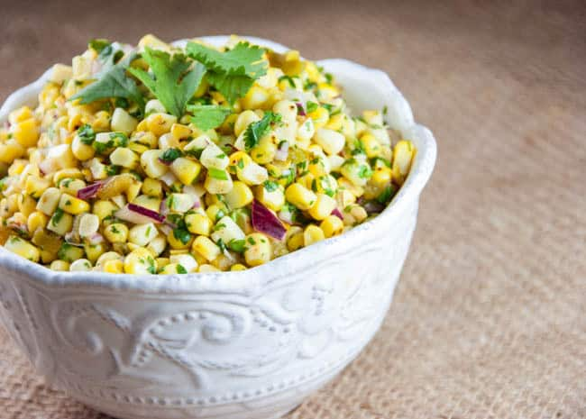 Hatch Chile Corn Salsa - plus 49 more fabulous hatch chile recipes!