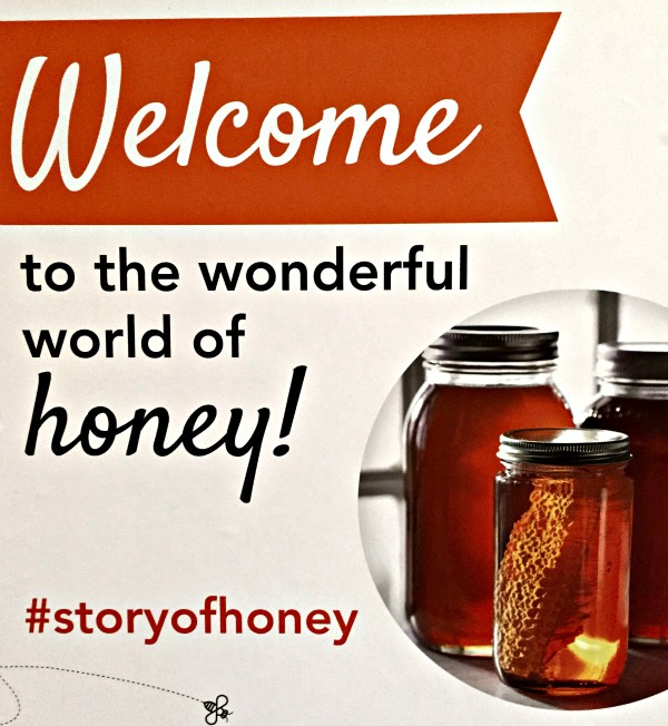 welcome to the world of honey