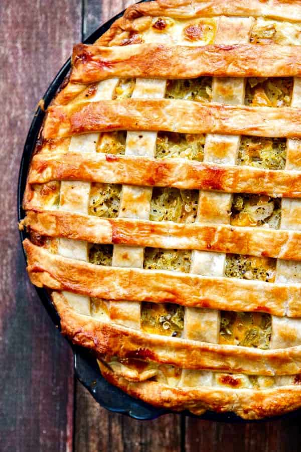 Turkey, Green Chile and Potato Pie plus 18 more creative Thanksgiving leftover recipes!