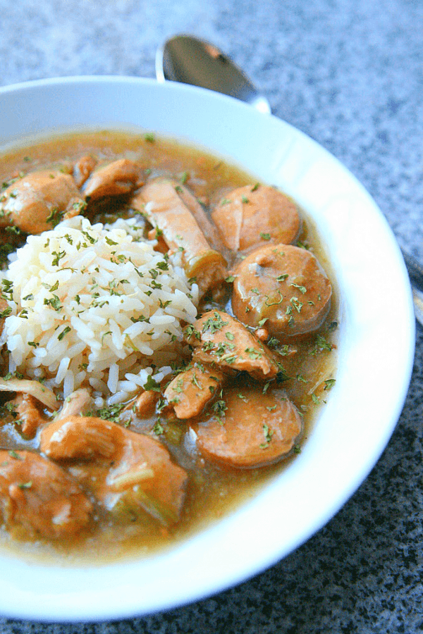 Turkey and Sausage Gumbo PLUS 18 more creative Thanksgiving leftover recipes!
