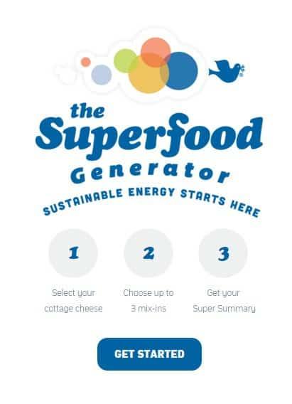 Smoothie Superfood Generator