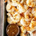 Baked Coconut Shrimp Recipe