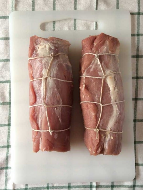 How to cut and tie pork loin for stuffing plus some amazing pork loin recipes!