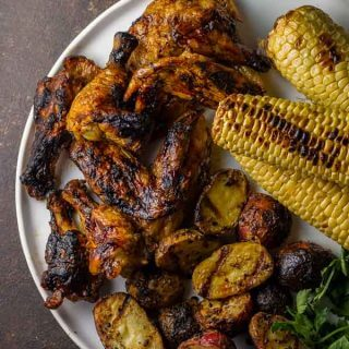 Spicy Balsamic & Honey Chicken Wings