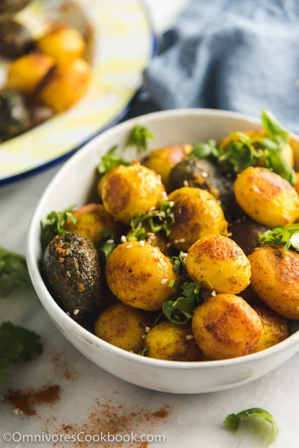 CRISPY Pressure Cooker Potatoes! PLUS more great Electric Pressure Cooker Recipes!