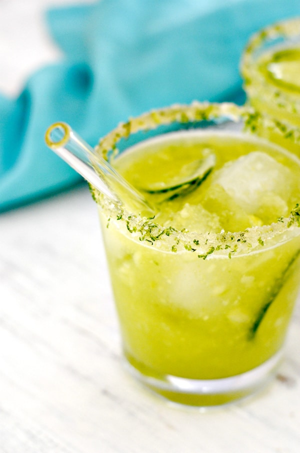 """Cucumber Lemonade - We've answered the question """"What to do with cucumbers?"""" The ULTIMATE list including appetizers, soups, salads, sides and more!"""