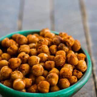 TABASCO Roasted Chickpeas (and delicious ways to use them)