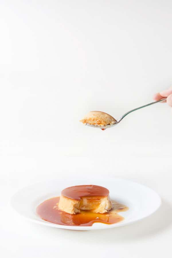 Easy Smooth Pressure Cooker Flan (Crème Caramel) made in a pressure cooker! PLUS more great Electric Pressure Cooker Recipes!