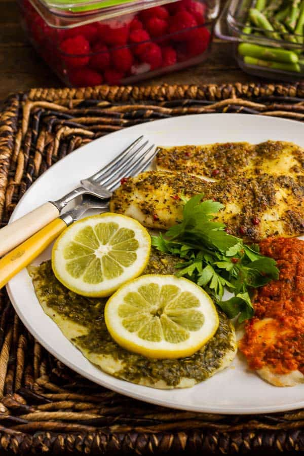 Here Are Four Simple Ways To Make Baked Tilapia In Foil Toss Em On