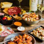 Spanish Tapas Dishes and Easy Entertaining