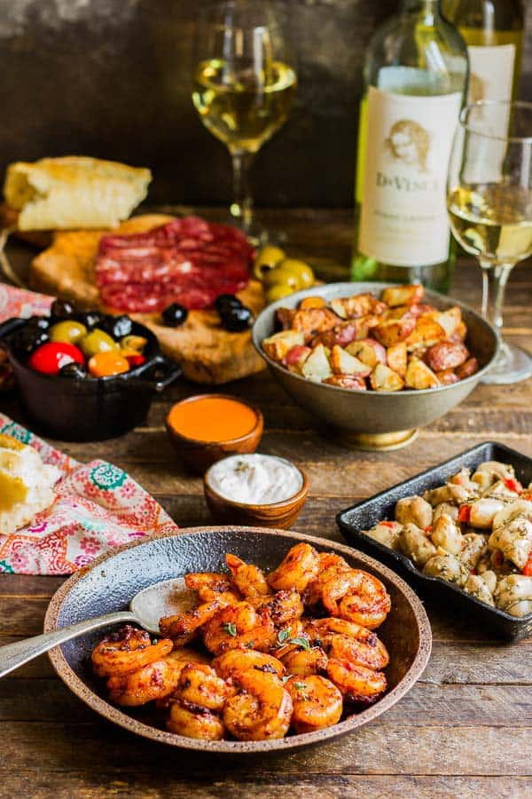 Two simple Spanish tapas dishes!