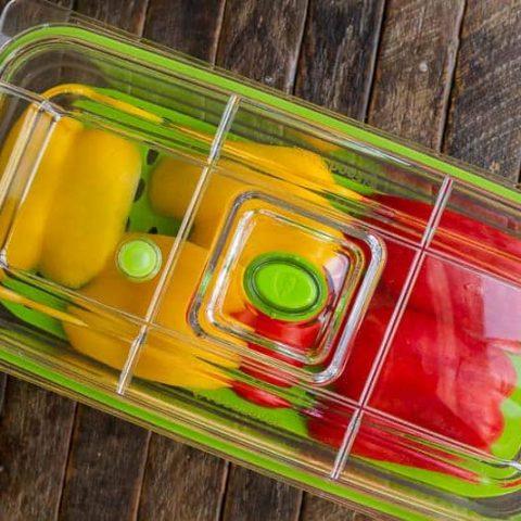 One-Pan Salsa Chicken & Vegetables