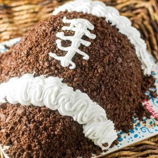 Ice Cream Cakes for the Big Game
