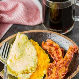 The 10-minute Breakfast (Omelet, Crispy Bacon & Perfect Coffee)
