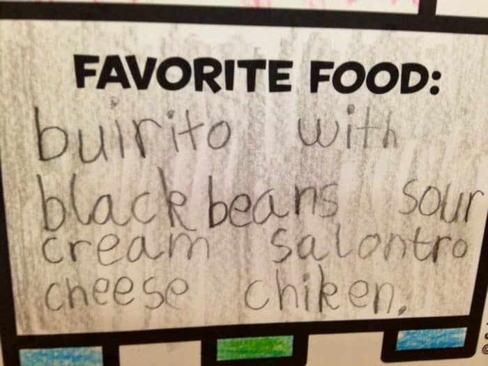 katie loves black beans