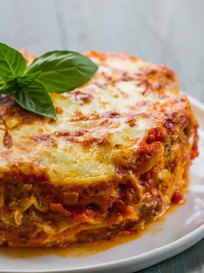 Instant Pot Lasagna - a basic recipe for everyone!
