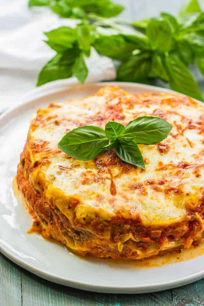 Easy Instant Pot Lasagna The Wicked Noodle