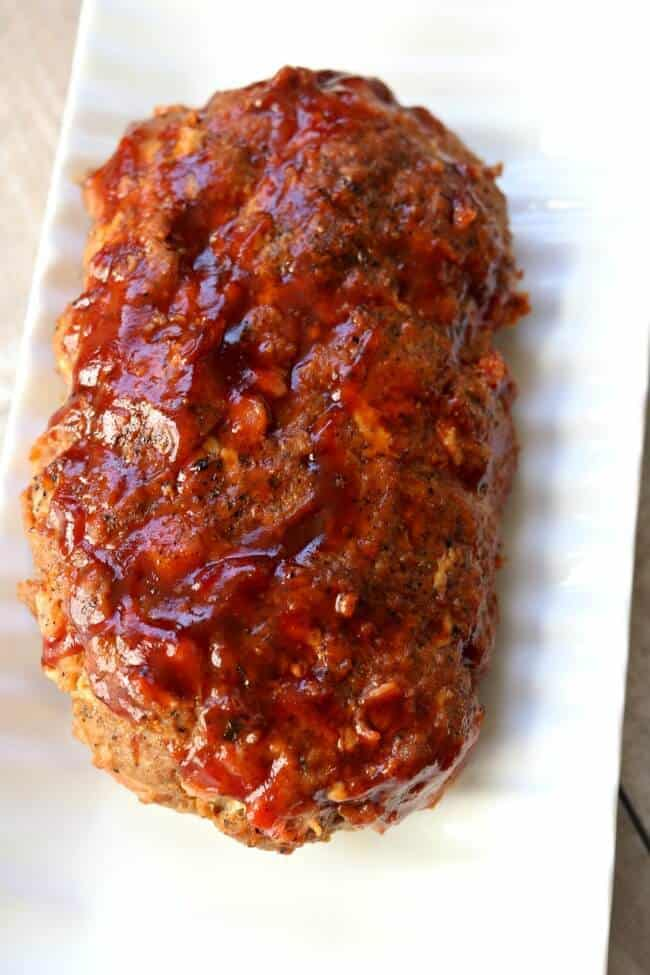 Instant Pot Bacon Barbecue Meatloaf (plus more great Instant Pot and Electric Pressure Cooker recipes)!