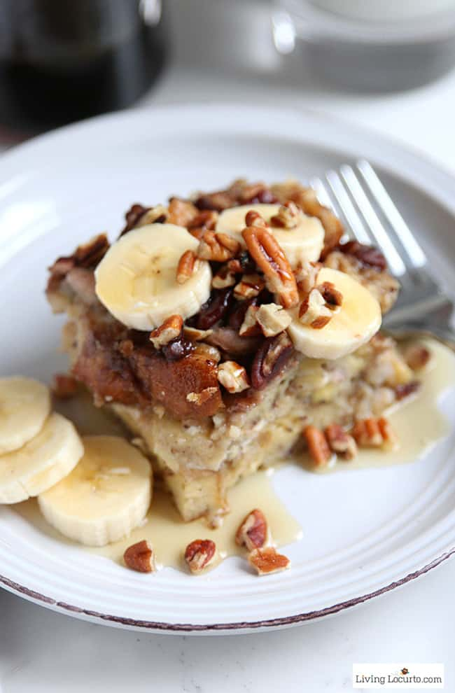 Banana French Toast - plus more delicious Instant Pot recipes you'll LOVE to make!