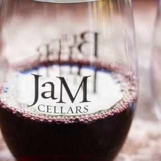 JaM Cellars Butter Chardonnay & JaM Cabernet