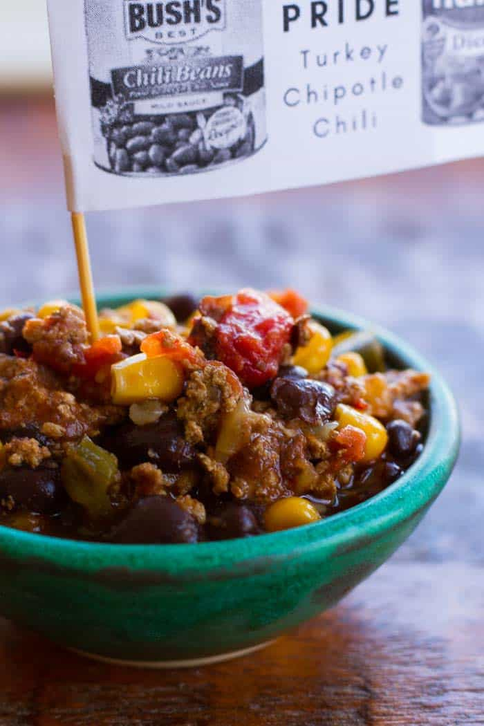 Turkey Chipotle Chili