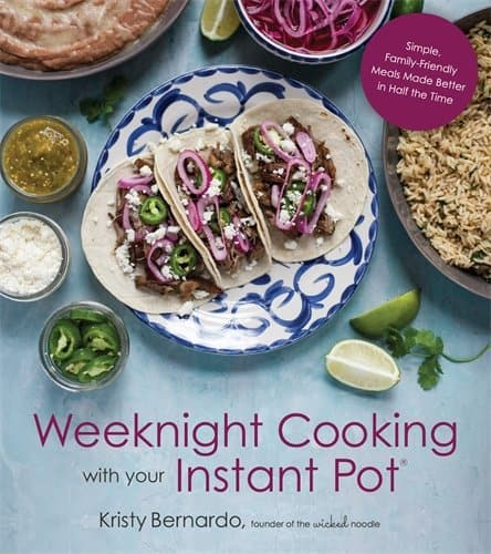 The BEST Instant Pot Cookbook