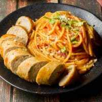 Instant Pot Pasta with Chipotle Tomato Sauce and Sausage