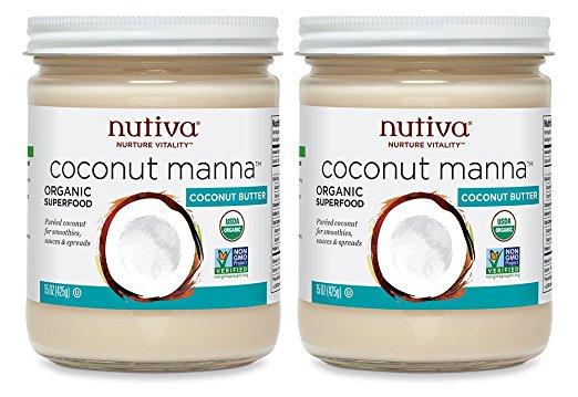 Keto Coconut Manna