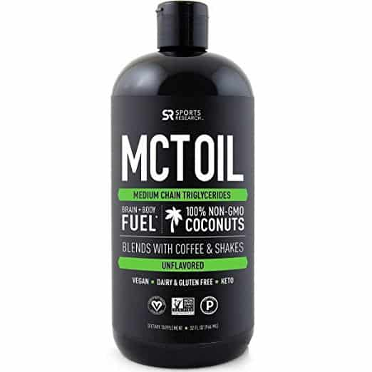 Keto Products - MCT Oil
