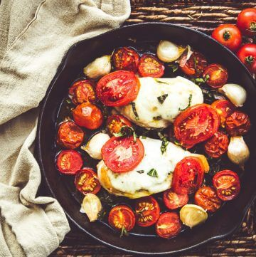 Air Chilled Tomato Basil Chicken