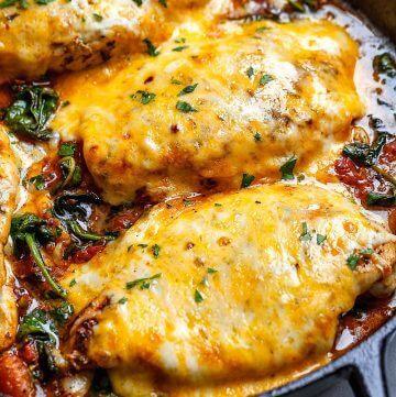 13 Delicious Keto Chicken Recipes