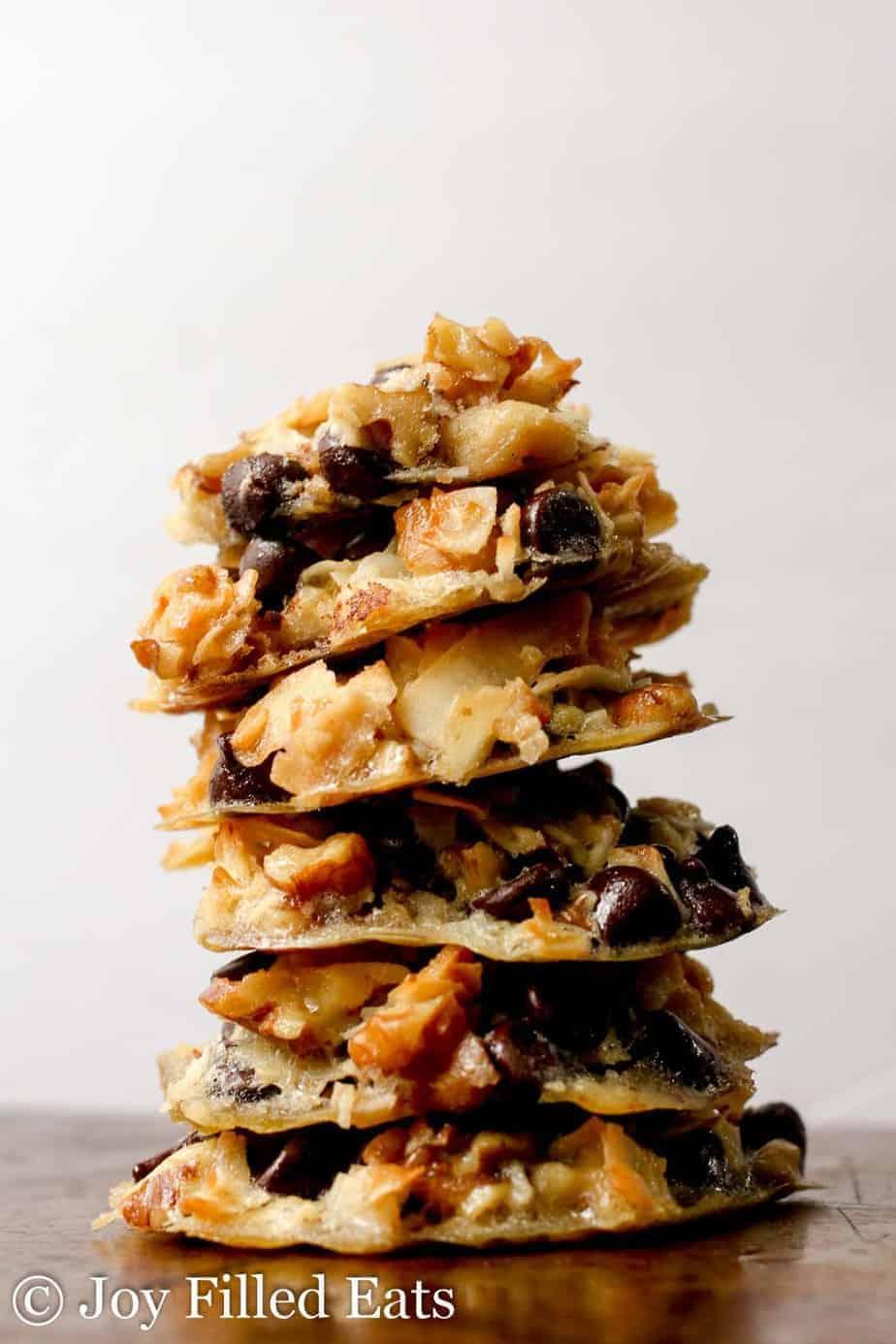 Five Minute Magic Keto Cookies plus more great recipes for keto cookies!