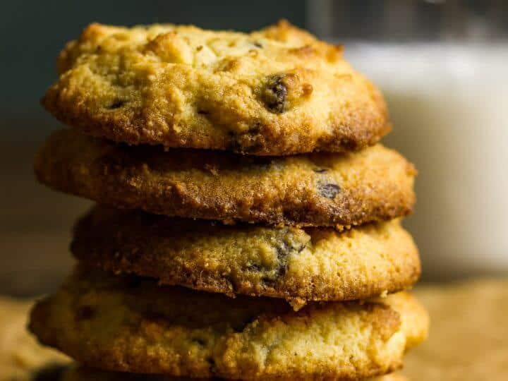 Keto Chocolate Chip Cookies The Wicked Noodle