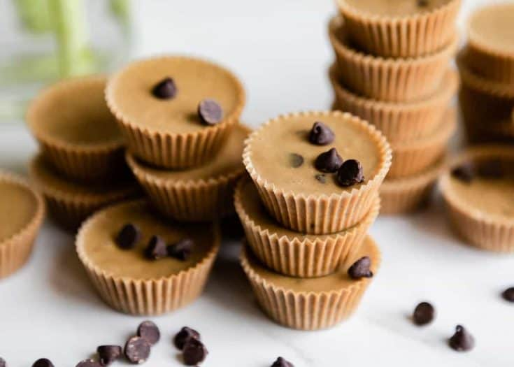 Nut-Free Chocolate Chip Keto Fat Bombs