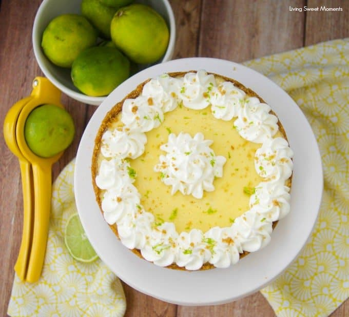 The Best Ever Instant Pot Key Lime Pie