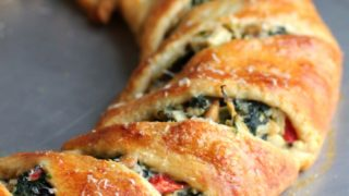 Mediterranean Crescent Ring · Erica's Recipes