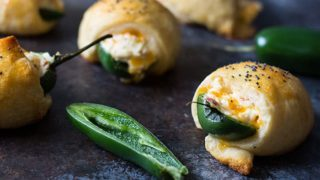EASY Cheesy Jalapeno Poppers