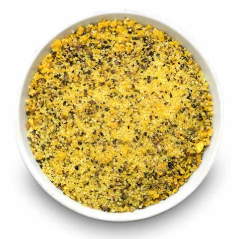 Homemade Lemon Pepper Seasoning
