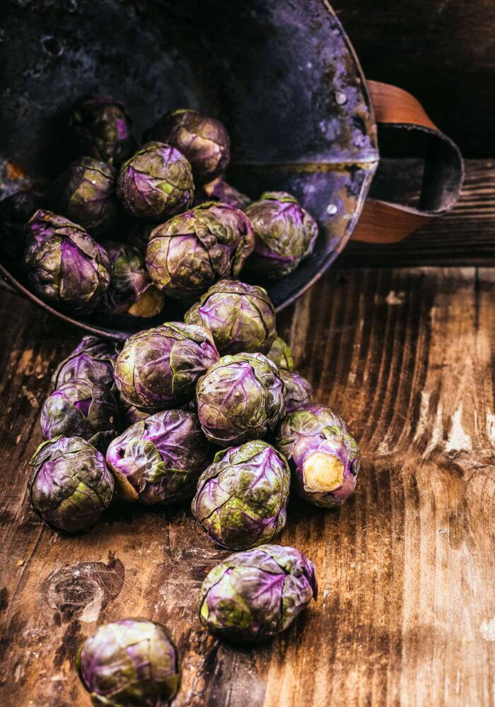 Purple Brussels Sprouts – Everything you Need to Know